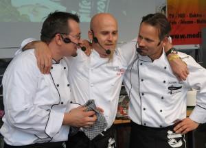 Kochen mit Ralf Zacherl